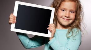tablets over television screens